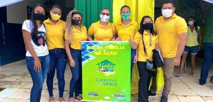 Comunidade Enalco recebe a 1ª Edição do Movimento Ipixuna realizada pela Prefeitura Municipal de Ipixuna do Pará